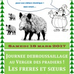 affiche 2journee VERGER