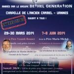 affiche 7 juin 2014-Bethel
